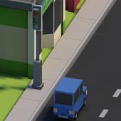 Pixel parking simulator 2017 icon