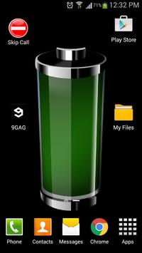 Live Battery screenshot 1