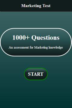 Marketing Finance Quiz screenshot 1