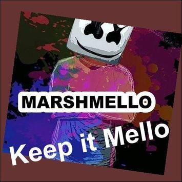 Marshmello - Keep It Mello poster