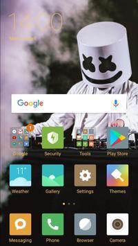 Marshmello Wallpapers HD 4K poster