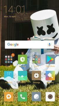 Marshmello Wallpapers HD 4K screenshot 2