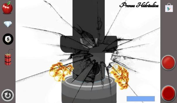Hidraulic Press Simulator apk screenshot