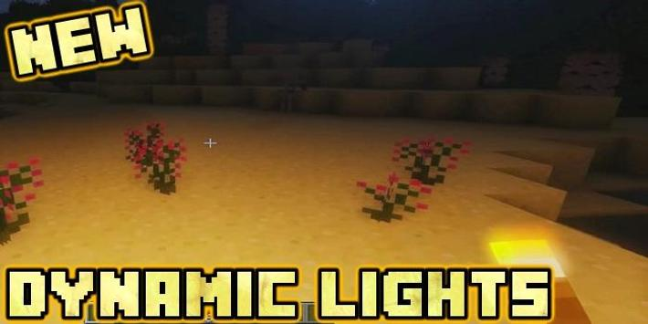 Dynamic Lights MOD for Minecraft for Android - APK Download