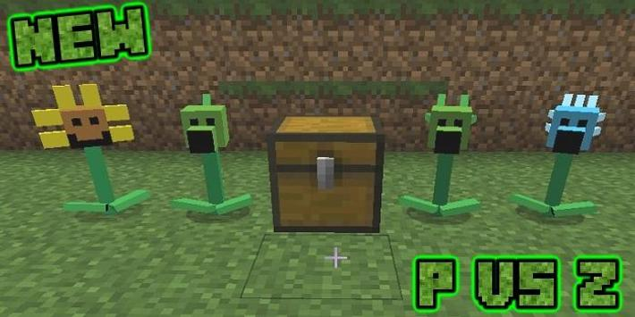 Plant vs Z2 MOD MCPE for Android - APK Download