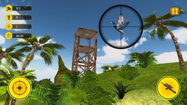 Birds Hunting 3D: Target Sniper Shooting Free Game screenshot 4