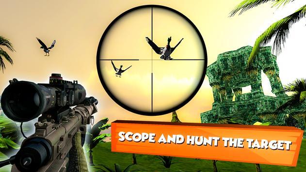 Birds Hunting 3D: Target Sniper Shooting Free Game screenshot 6