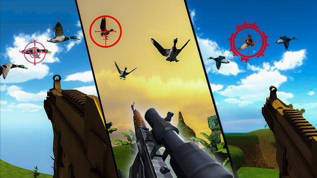 Birds Hunting 3D: Target Sniper Shooting Free Game screenshot 7