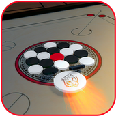 Classic Carrom Board Pro Game आइकन