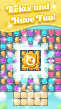 Fruit Candy Blast Match 3 Game: Sweet Cookie Mania screenshot 11