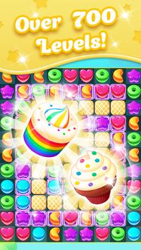 Fruit Candy Blast Match 3 Game: Sweet Cookie Mania screenshot 13