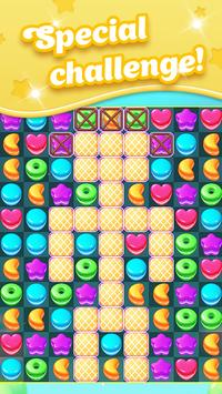Fruit Candy Blast Match 3 Game: Sweet Cookie Mania screenshot 14