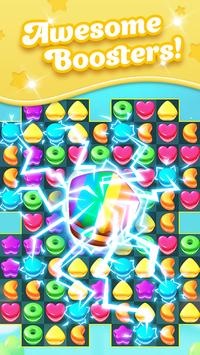 Fruit Candy Blast Match 3 Game: Sweet Cookie Mania screenshot 18