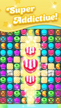 Fruit Candy Blast Match 3 Game: Sweet Cookie Mania screenshot 21