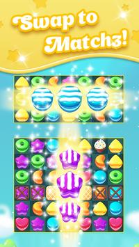 Fruit Candy Blast Match 3 Game: Sweet Cookie Mania screenshot 4