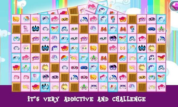 Pony Style Puzzle - Connect Game apk screenshot