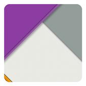 Material Design Live Wallpaper icon