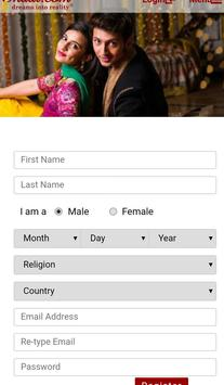 Matrimony Matching India screenshot 2
