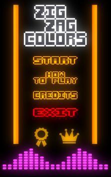 Zig Zag Colors screenshot 1