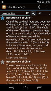 Bible Dictionary screenshot 1