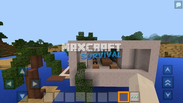 Max Craft Exploration Survival screenshot 1