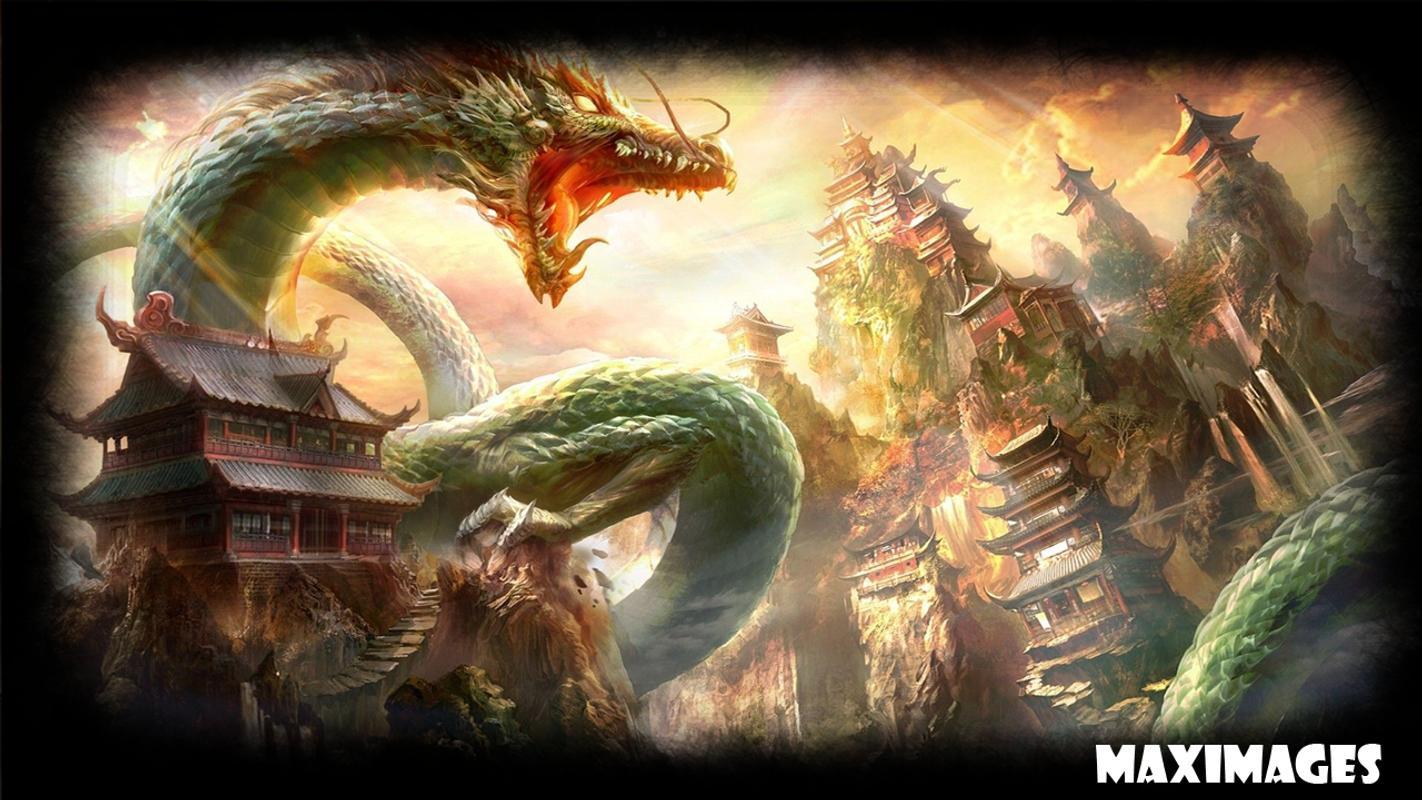 Unduh Wallpaper Pubg Hd Apk Versi Terbaru Aplikasi Untuk: Chinese Dragon Wallpaper APK Download
