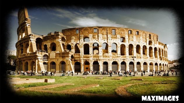Colosseum Wallpaper poster