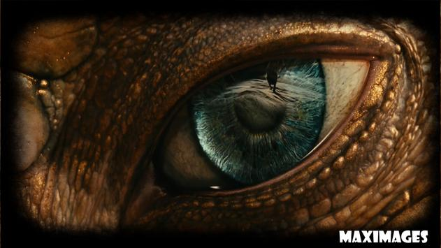 Dragon Eye Wallpaper screenshot 2