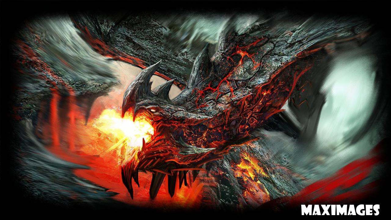 Fire Dragon Wallpaper For Android Apk Download