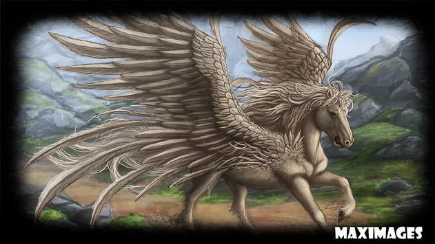 Pegasus Wallpaper apk screenshot
