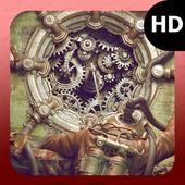 Steampunk Wallpaper icon