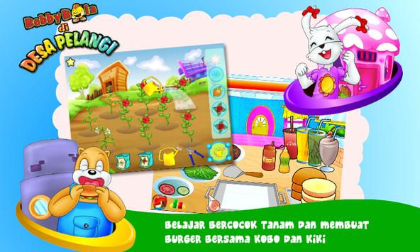 Bobby Bola di Desa Pelangi apk screenshot