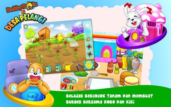 Bobby Bola di Desa Pelangi screenshot 10
