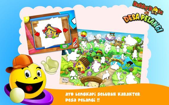 Bobby Bola di Desa Pelangi screenshot 11