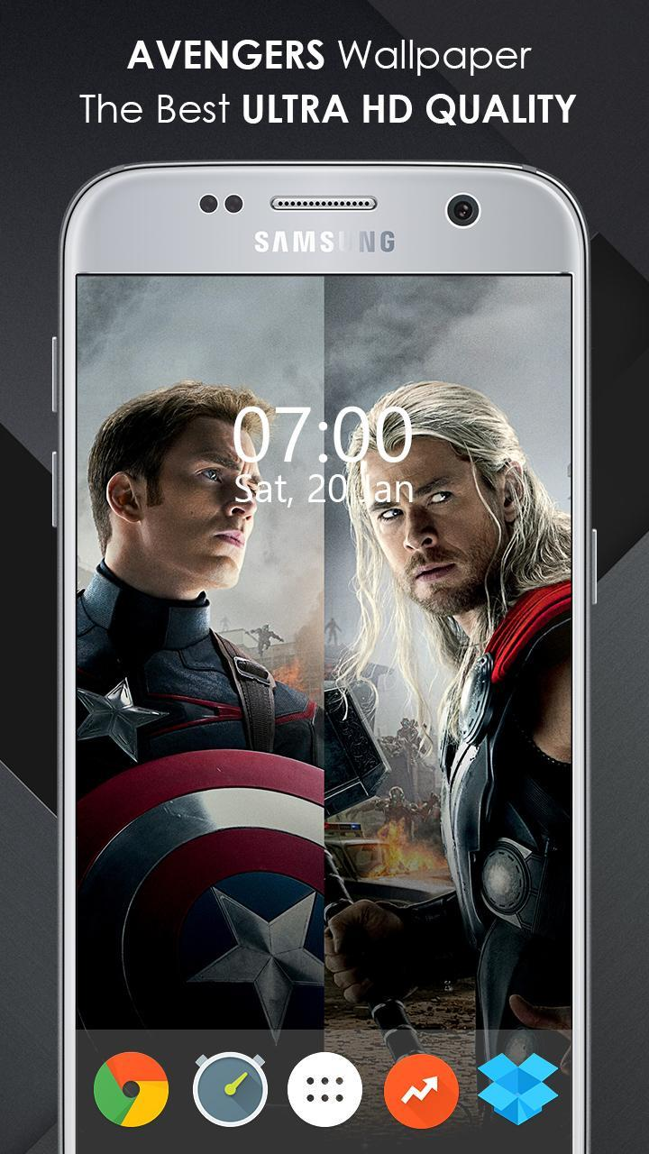 Avengers Wallpaper Hd For Android Download