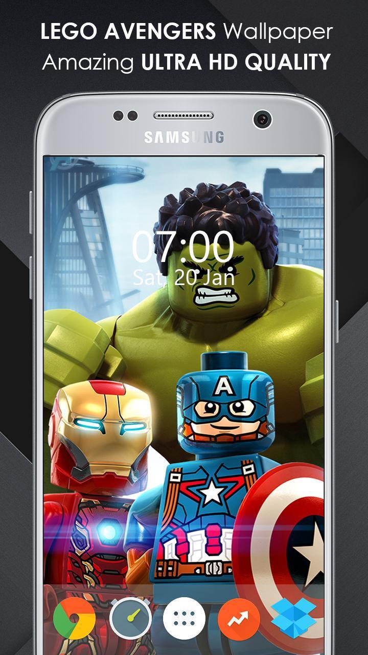 Best Lego Avengers Wallpapers Background 4k Uhd For