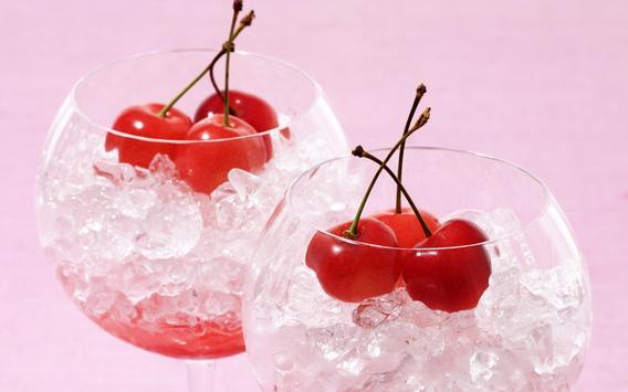 Cherry Live Wallpaper apk screenshot