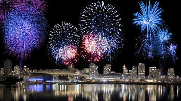 Fireworks Live Wallpaper apk screenshot