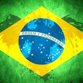 Brazil Flag Live Wallpaper icon