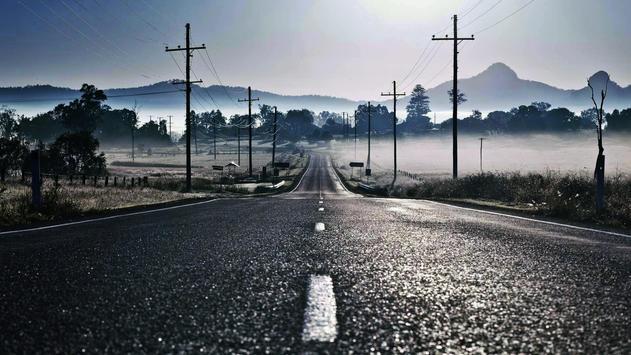 Road Live Wallpaper apk screenshot