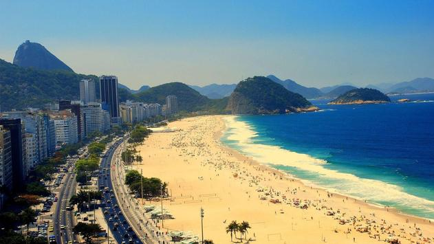 Rio de Janeiro Live Wallpaper poster