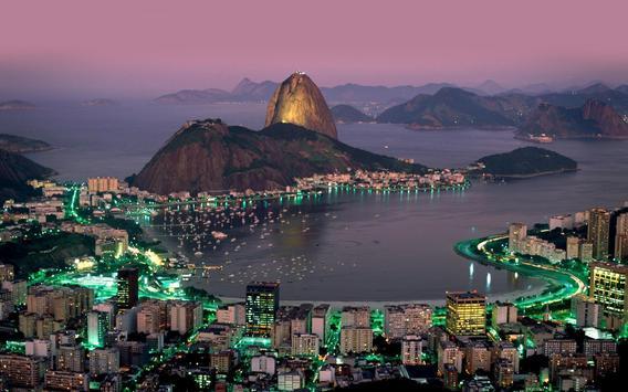 Rio de Janeiro Live Wallpaper screenshot 1
