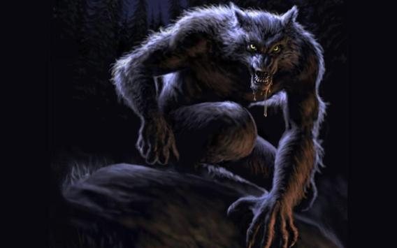 Werewolf Live Wallpaper apk screenshot