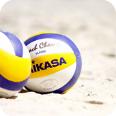 Volleyball Live Wallpaper icon