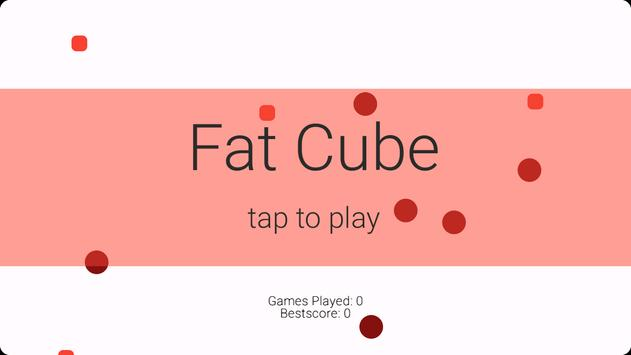 Fat Cube poster