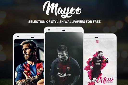 Messi Wallpapers - Mayoo poster