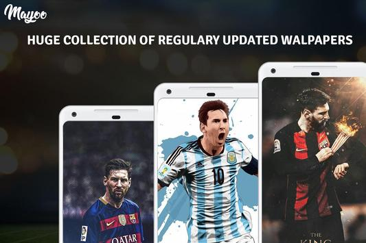 Messi Wallpapers - Mayoo apk screenshot