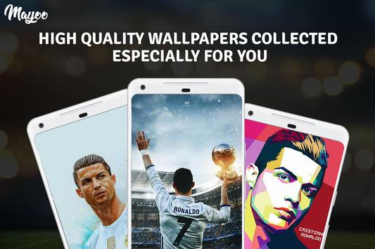 Ronaldo Wallpapers - Mayoo apk screenshot