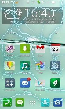 Electric Color Screen, Joke apk screenshot