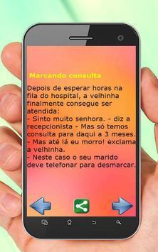 Piadas Curtas screenshot 10